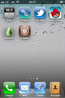 Jailbreak iPhone 4, 3GS on iOS 4.1 with Limera1n
