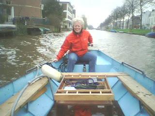 Zaterdagmiddag 24 maart 2007, Vaartsche Rijn
