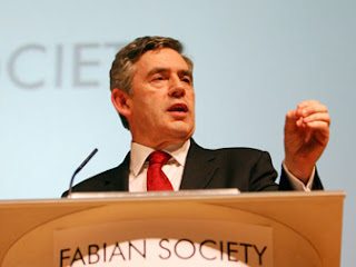 Gordon Brown: 'We vertrekken uit Irak'