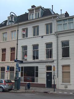 Voorheen Kledingverhuur L vd Berg, Utrecht, 10 oktober 2007