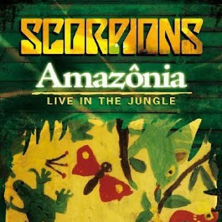 Baixar Show Scorpions Amazonia Live In The Jungle
