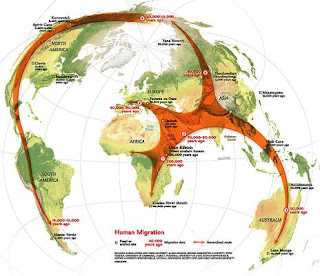 then and now a short history of human migration with ref to next