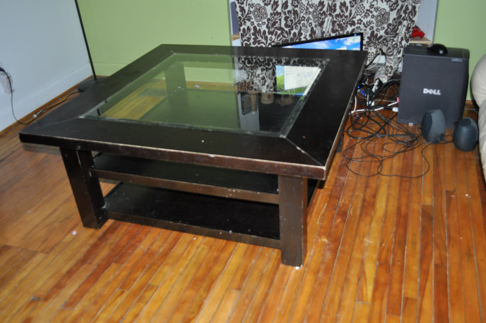 Mame Coffee Table.Sew What My Mame Build So Far