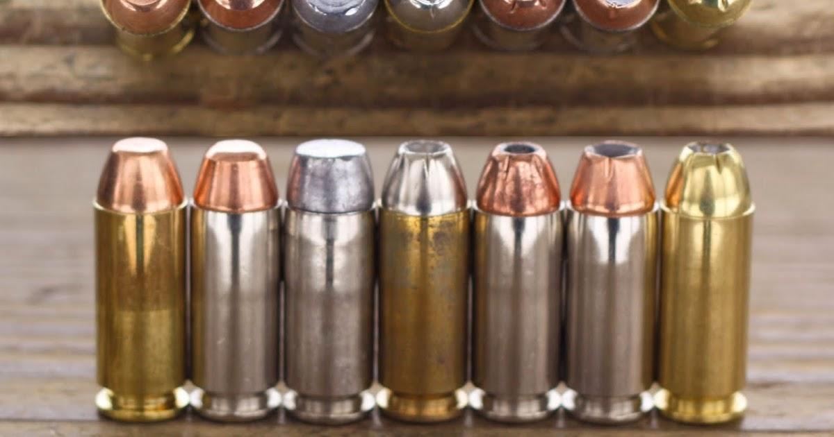Ann Arbor Gun Guys: Day 3: 10mm Ammunition