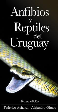 Anfibios y Reptiles del Uruguay