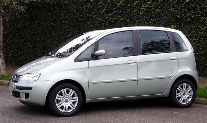 Fiat idea elx 1 4 for Ficha tecnica fiat idea elx 1 4