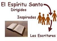 Resultado de imagen de El Espíritu Santo y la veracidad de las Escrituras