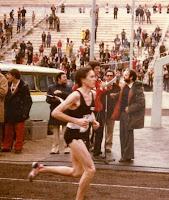 Tony Sandoval runner