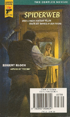 Rough Edges: Spiderweb -- Robert Bloch