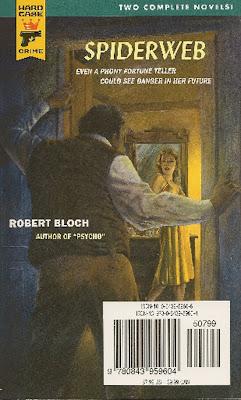 Rough Edges: Spiderweb -- Robert Bloch