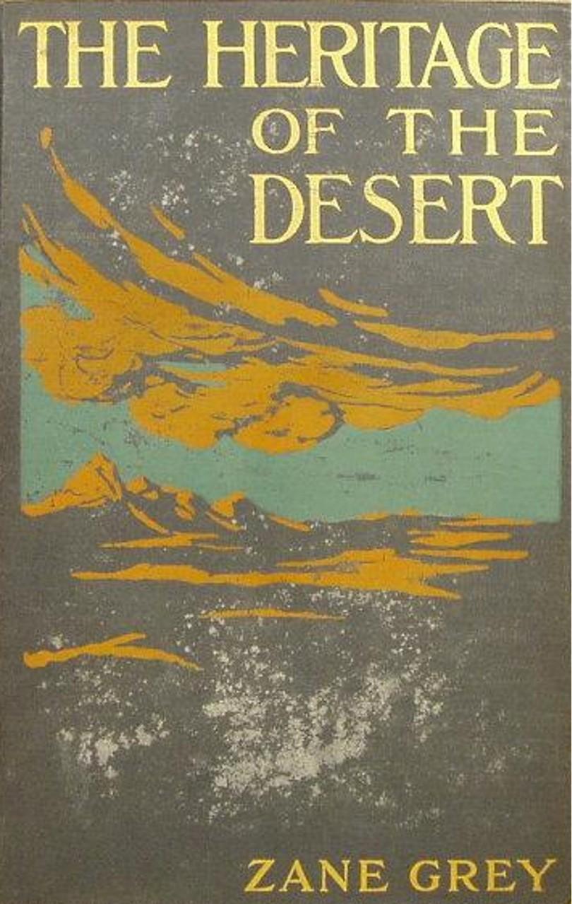 Rough Edges: Forgotten Books: The Heritage of the Desert