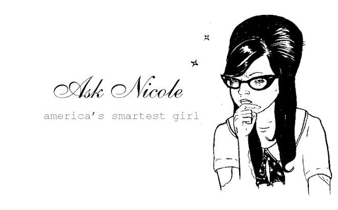 Ask Nicole