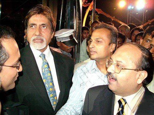 Amitabh Bachchan BigB: Amar Singh discharged from Singapore ...