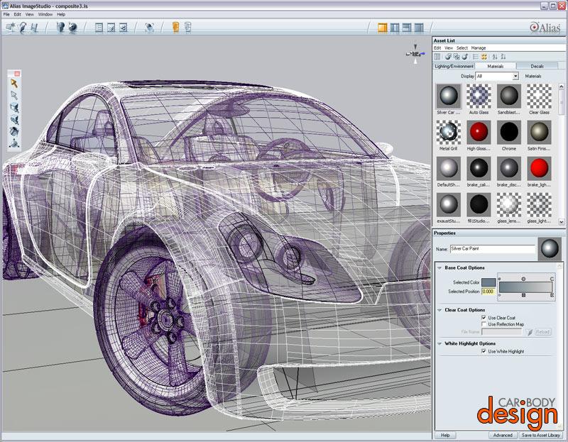 Car Design Software,Car Body Design Software: Car Design ...