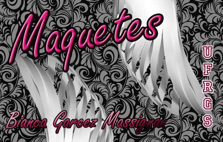 MAQUETES - Arquitetura UFRGS