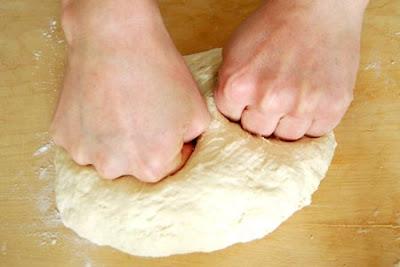 Tandir Bread of Tandoori Bread