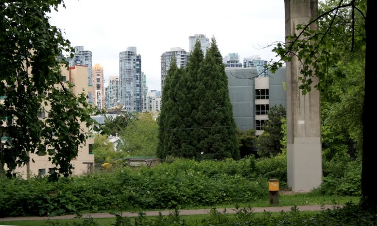 downtown vancouver immeubles