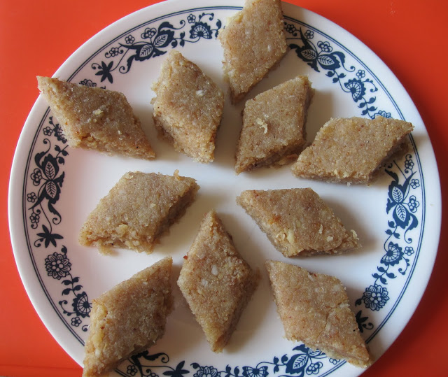 Multi Grain Burfi