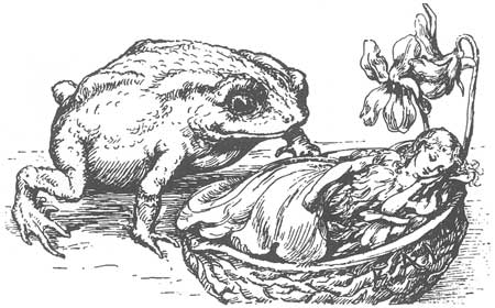 Thumbelina Thumbelina De Hans Christian Andersen