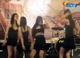 Tari Erotis Angel Dance