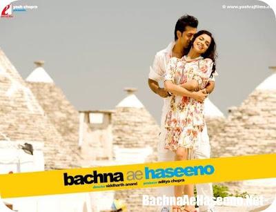 Deepika Padukone in Bachna ae Haseeno