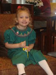 Hope, age 4