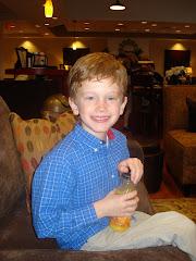 Hudson, age 7