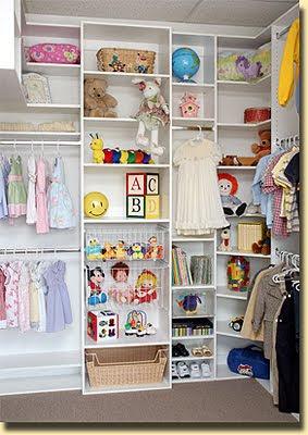Pon linda tu casa closts de ni os as for Disenos para closets pequenos