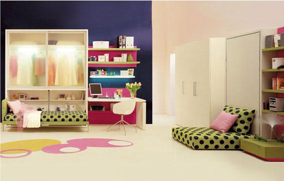 Disenos para decorar un dormitorio juvenil diseno de for Disenos navidenos para decorar puertas