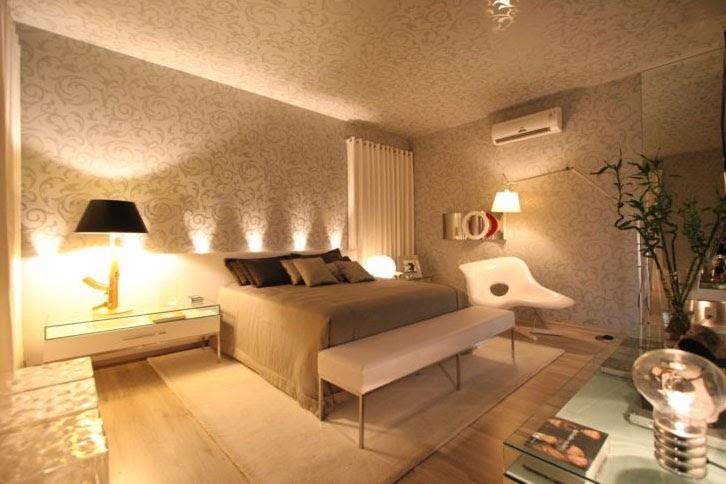 Interior sweet design dormitorio matrimonial con - Dormitorio matrimonial moderno ...