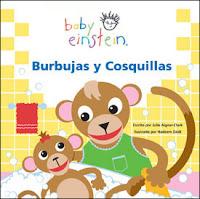 Libro Burbujas y Cosquillas