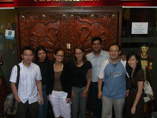nus mba exchange in singapore 2007 st gallen