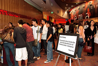 nus mba movie night 2007
