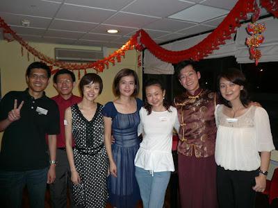 春节新加坡 2008
