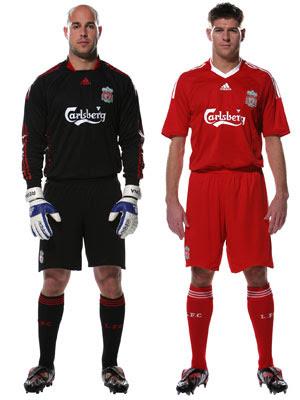 super popular e4db1 6db81 1892 Liverpool FC: 2009-2010 Kits