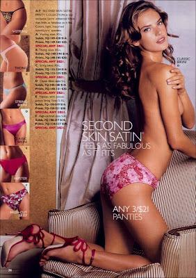 Alessandra Ambrosio in lingerie and swimwear