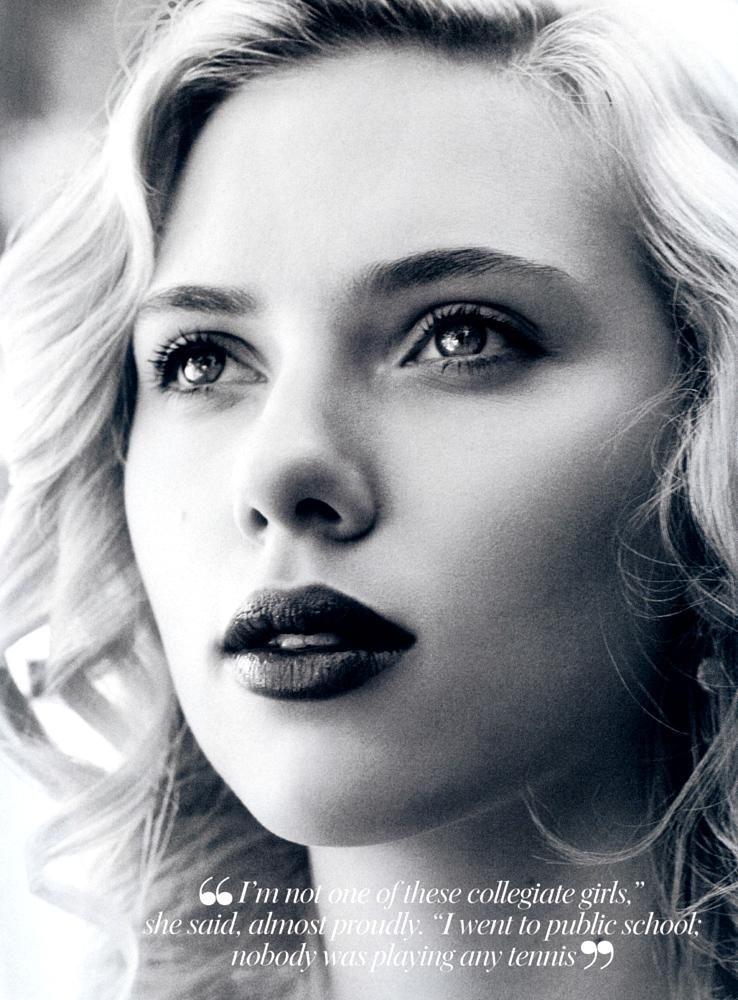 Scarlett Johansson V07040009 - Scarlett Johansson
