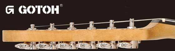 staggered locking tuners height adjustable stratocaster guitar culture stratoblogster. Black Bedroom Furniture Sets. Home Design Ideas