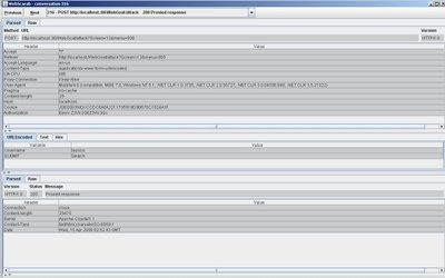 Fuzzy Wuzzy WebScarab   trustedsignal -- blog