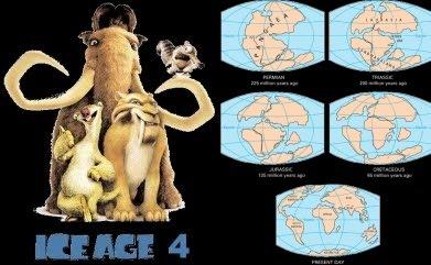 Ice Age 4 La deriva continental : Pelicula Trailer