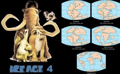 Ice Age 4 Continental Drift Film