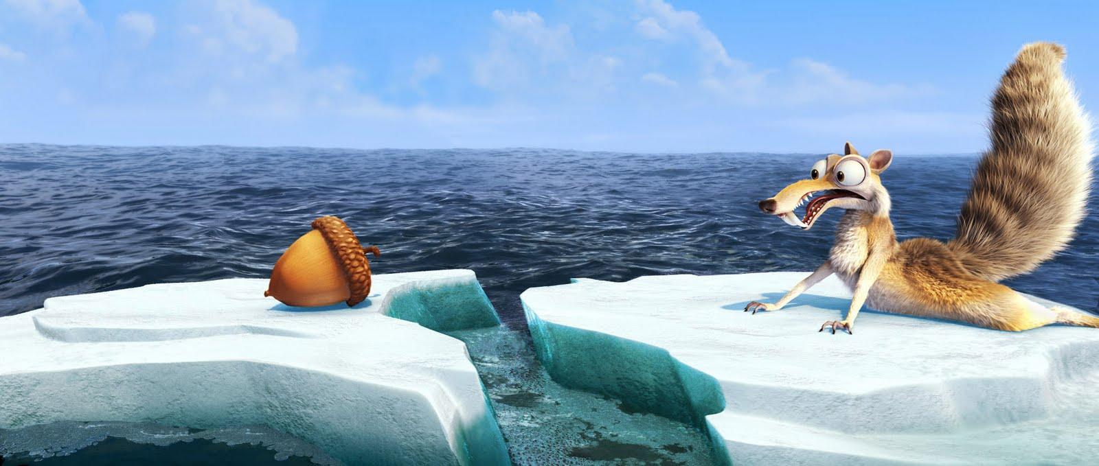 Ice Age 4 – Scrat's Continental Crack Up : Teaser Trailer