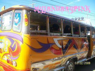 in the pink: The Cavite baby bus