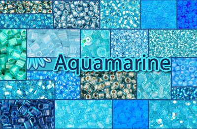 Czech Aquamarine Birthstone