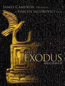 el exodo decodificado james cameron