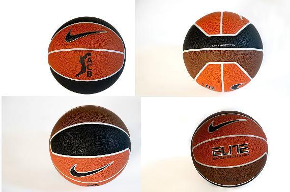 Comprensión fin de semana Fuerza  A.D. LAS CANTERAS: La ACB y Nike estrenarán balón en la Copa del Rey