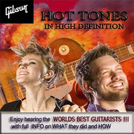 HD Tracks Gibson Hot Tones in High Definition