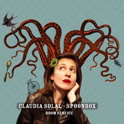 Claudia Solal Spoonbox Room Service Jazz