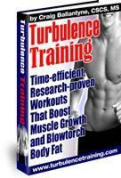 Craig Ballantyne's Turbulence Training Workouts