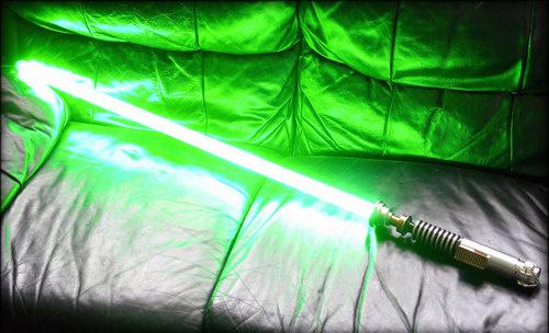 coolest home made flash light   How to Make a Realistic Lightsaber at Home [Video]